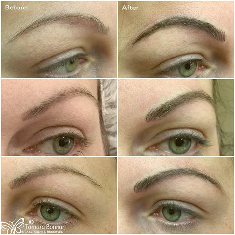 image gallery semi permanent eyebrows