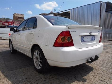 Toyota Corolla Sprinter Cars For Sale Used Toyota Corolla 1 4 Sprinter For Sale In Gauteng