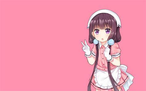 Wallpaper Anime Blend S | blend s anime full hd wallpaper