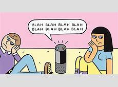 Yelling at Amazon's Alexa - The New Yorker Ivanka's