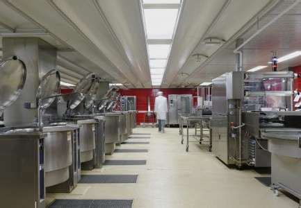 cuisine centrale lamballe portfolio saba saba architectes soci 233 t 233 d