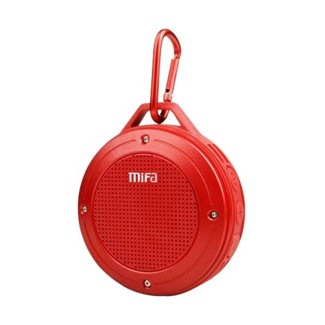 Xiaomi Mifa F5 Bluetooth Outdoor Portable Speaker With Sd Slot jual xiaomi mifa f10 outdoor waterproof ipx6 bluetooth portable speaker merah harga