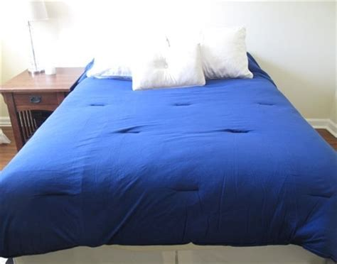 jersey knit comforter twin jersey knit twin xl college comforter 100 cotton blue