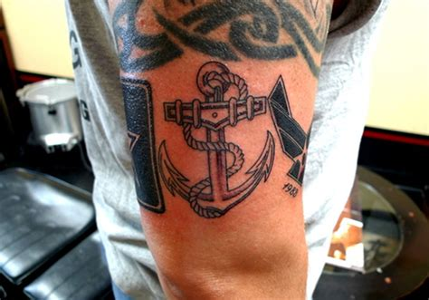 30 arresting navy tattoos creativefan