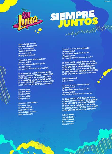 disney channel latinoamrica disney channel latinoam 233 rica letra de canciones