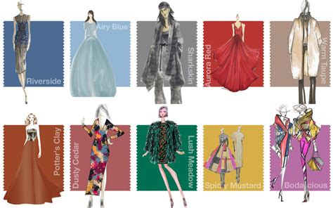fashion colors for 2016 trends fall 2016 pantone fashion color report miami