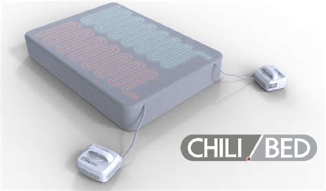 Temperature Mattress by Chilipad Temperature Changing Bed Should Help Couples