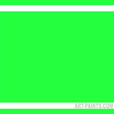 fluorescent green profab fluorescent fabric textile paints 71 fluorescent green paint