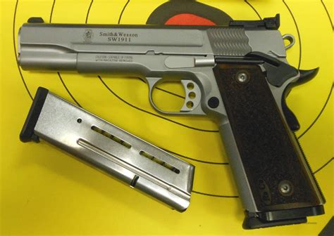 Dvd Box 9mm Gtpro smith wesson 1911 pro series 9mm sao pistol for sale