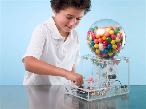 How To Make A Paper Gumball Machine - secret knock gumball machine make
