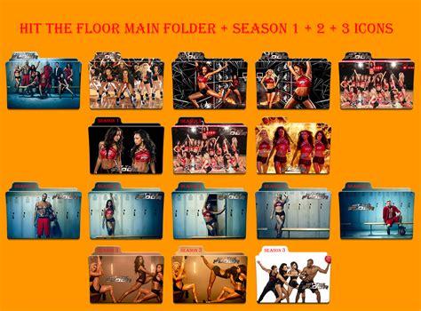 download hit the floor season 3 hit the floor folder season 1 2 3 icons by aliciax16 on deviantart