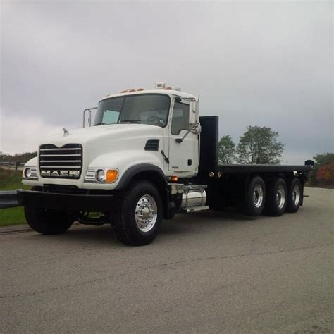 pa truck mack granite cv713 in pennsylvania for sale used trucks on