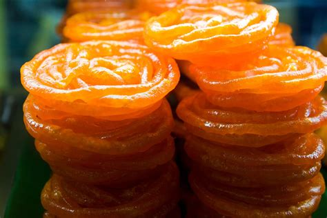 Jalebi Recipe (Indian Food for Special Occasions)