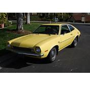 Ford Pinto  Information And Photos MOMENTcar
