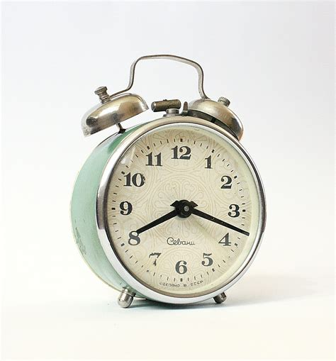 vintage alarm clock sevani  armenia  clockworkuniverse