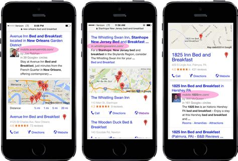 m mobile site important mobile search results changes for