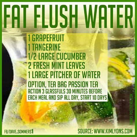 Flush Away Detox by Flush Deeeelish Flush