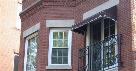 awnings in chicago chicago 2 flat awning photos