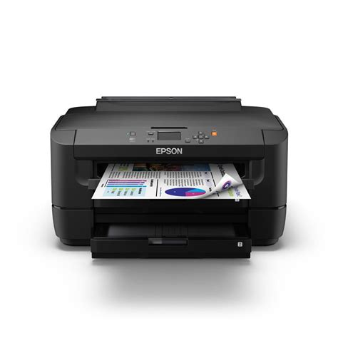 Printer Epson A3 Paper epson workforce wf 7110dtw wi fi a3 plus inkjet printer