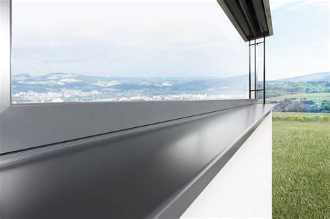 helopal aussenfensterbank aluminium helopal puritamo fenorm