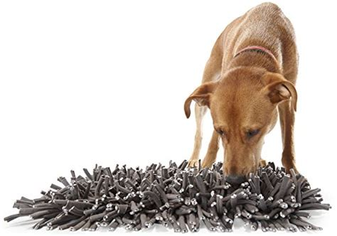 X Mat For Dogs by Wooly Snuffle Mat Feeding Mat For Dogs 12 X 18