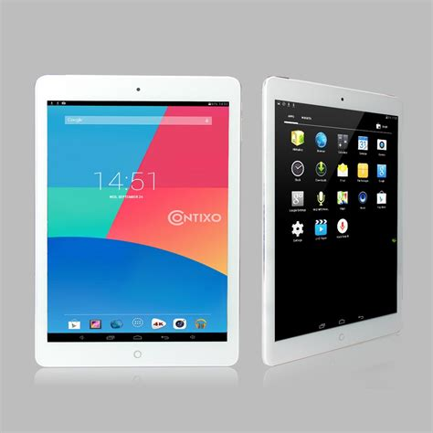 9 Inch Android 4 4 Tablet Pc contixo la970 9 7 inch tablet pc