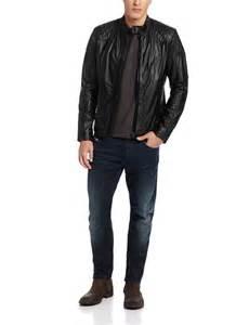 Black leather jackets for men fashionhdpics com