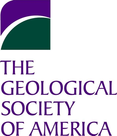 gsa graphic design standards the geological society of america free vector in