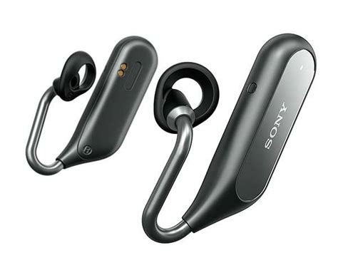 Headset Wireless Sony Xperia Sony Xperia Ear Duo True Wireless Headset Gadgetsin