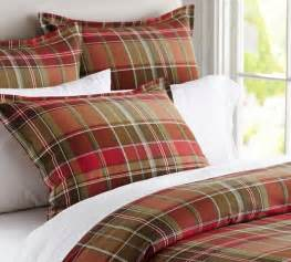 tartan plaid duvet cover tahoe plaid duvet cover traditional duvet covers and