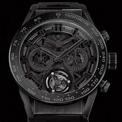 Tagheuer Skeleton Black New Watches At Baselworld 2016 Show Part Iii Bvlgari