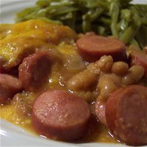 dogs and beans 10 best pork and beans with dogs recipes