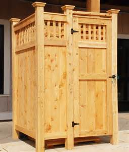 outdoor shower enclosures outdoor showers md va de sc