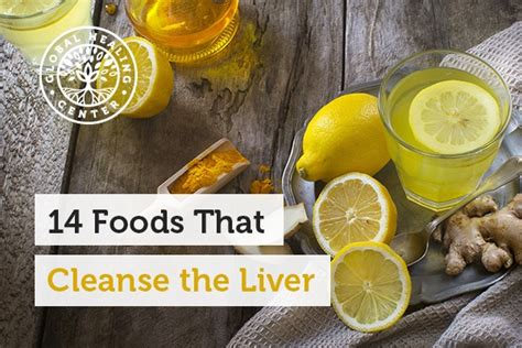 Food Detox Centers by 14 Foods That Cleanse The Liver