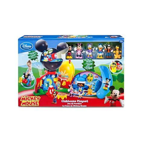 la casa di topolino personaggi playset la casa di topolino con 6 personaggi enne store