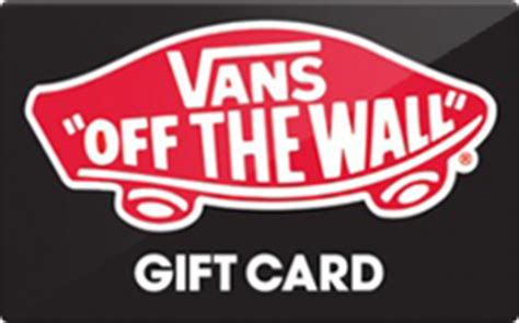 buy vans gift cards raise - Vans Gift Card