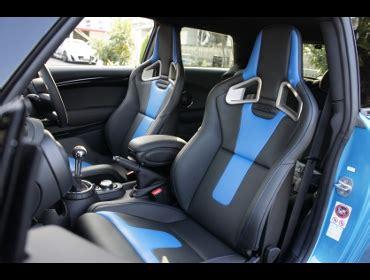 siege recaro mini jcw recaro レカロシート bmw mini f56 jcwにレカロ スポーツスターリミテッドエディション2 青