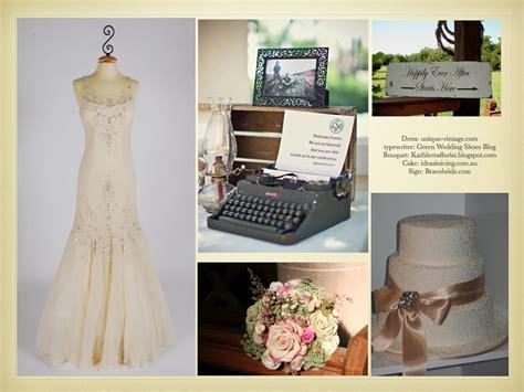 vintage wedding ideas the smart