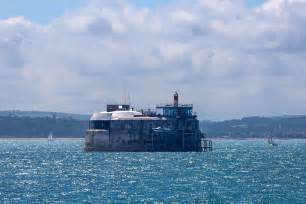 spitbank fort mid victorian fortress island turned into a