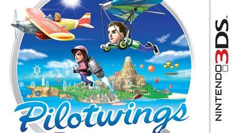 Kaset 3ds Pilotwings Resort image gallery pilotwings 3ds