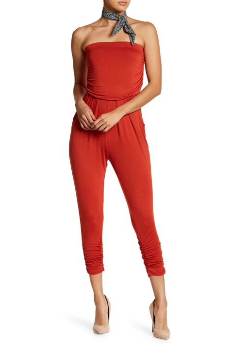 32 Most Fabulous The Rein Of The Ruche Looks by Pink Owl Ruched Strapless Jumper Nordstrom Rack