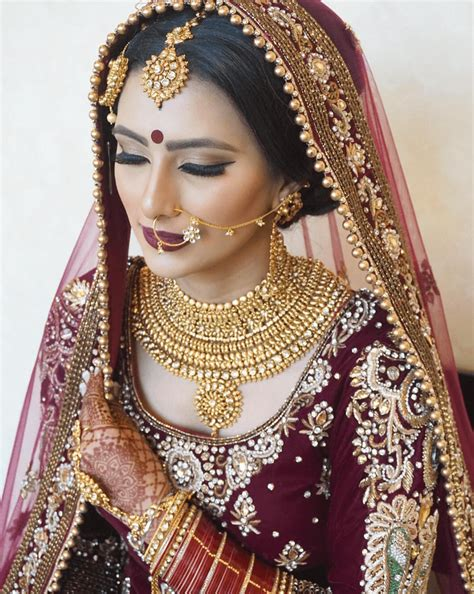Wedding Indian by Indian Bridal Makeup Images 2016 Mugeek Vidalondon