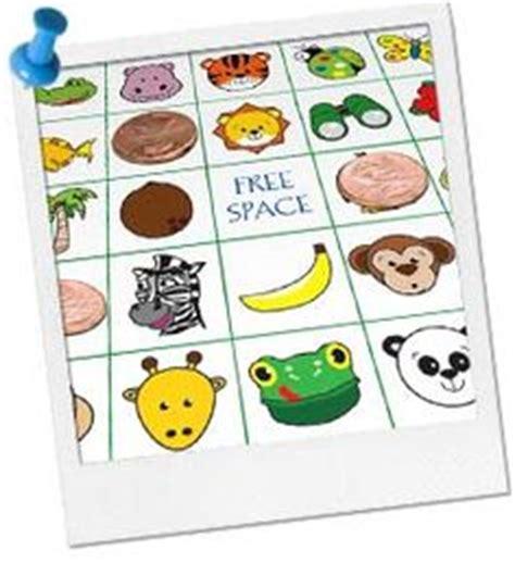 printable jungle animal bingo zoo animal printable cards great for matching game