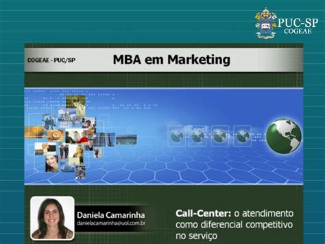 Ashworth College Mba Marketing Linkedin by Puc Mba Marketing Atendimento Como Diferencial