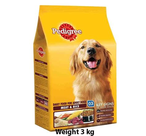 is rice bad for dogs pedigree and rice 10kg buy at petshop18