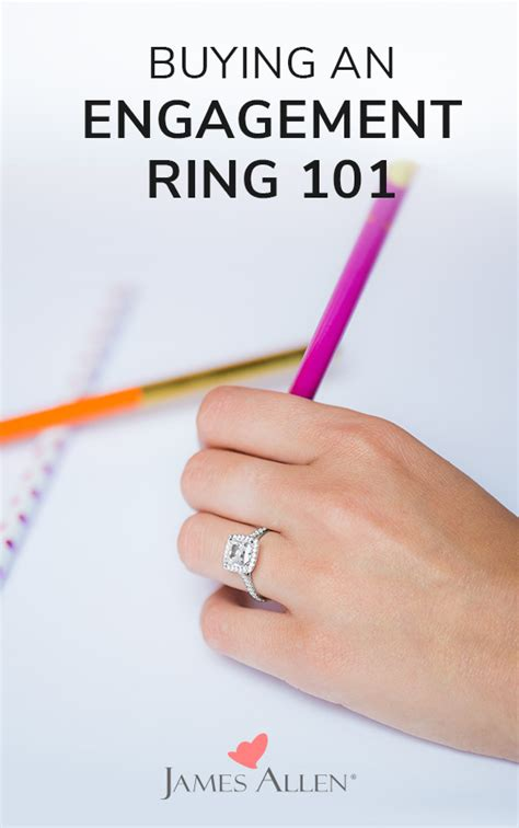 10 Tips For Ordering An Engagement Ring by Buying An Engagement Ring 101 The Allen