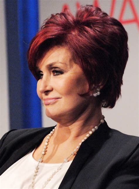how to get osbournes haircolor sharon osbourne hair color 2011 short hairstyle 2013