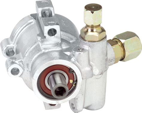 billet specialties aluminum power steering pumpgm type ii