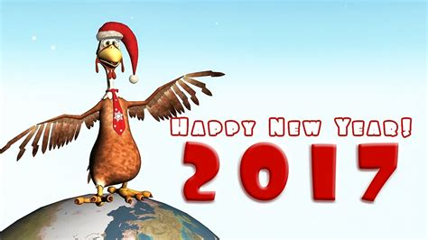 new year rooster 2018 happy new year 2017 from rooster