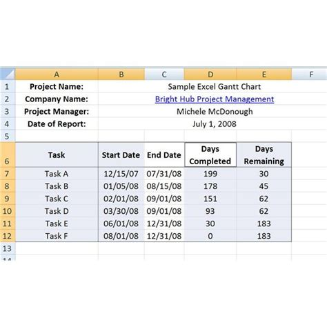 best completed learn how to make a gantt chart in excel sle template
